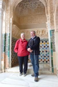 Helen & Derek Granada
